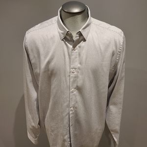 Ted Baker Button down shirt- Size 7